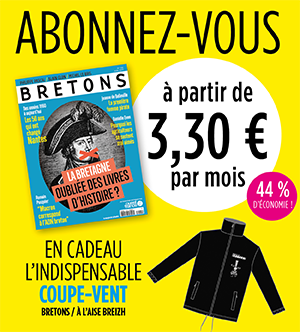 Abonnement magazine Bretons