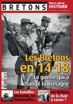 Hors-série n° 18 – Les Bretons en 14-18
