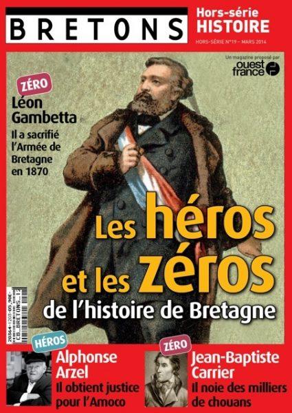 Hors-série n° 19 – Les héros et les zéros de l'histoire de Bretagne