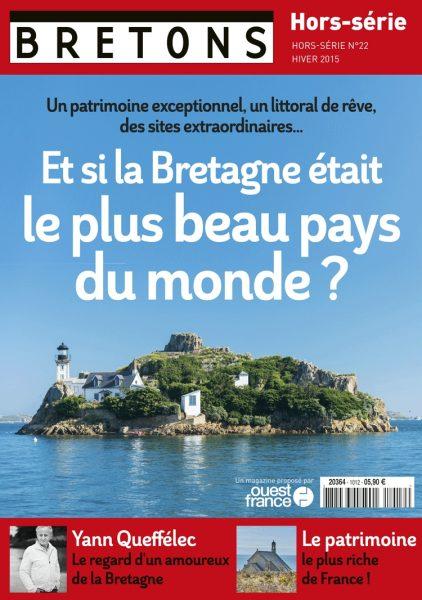 Hors-série n° 22 – La Bretagne le plus beau pays du monde ?