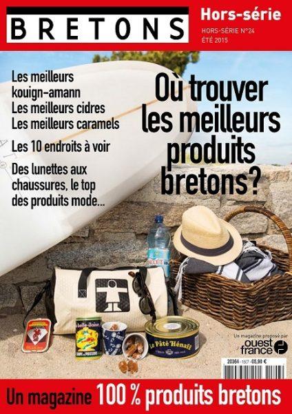 Hors-série n°24 – Où trouver les meilleurs produits bretons?