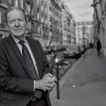 Le journaliste et écrivain Jean Bothorel — Emmanuel Pain