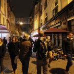 La rue Saint-Michel, également appelée rue de la Soif, à Rennes. — C. Allain / APEI / 20 Minutes