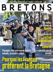 Bretons n°134 - Août-septembre 2017