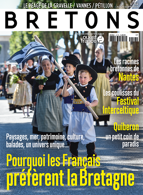 Bretons n°134 – Août-septembre 2017