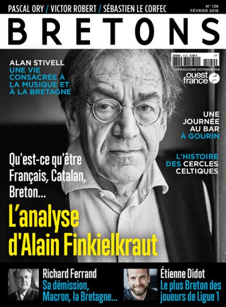 Bretons n°139 – Février 2018
