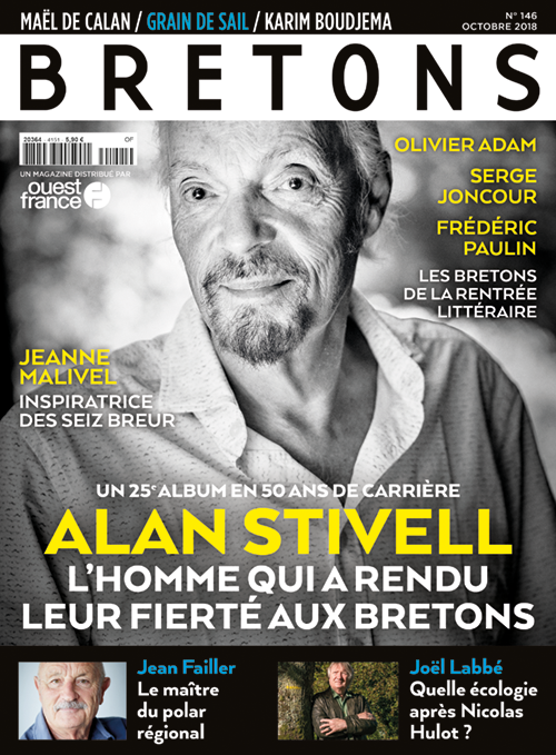Magazine Bretons n°146 d'octobre 2018