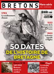Hors-série Bretons de l'hiver 2020 - L'histoire de Bretagne