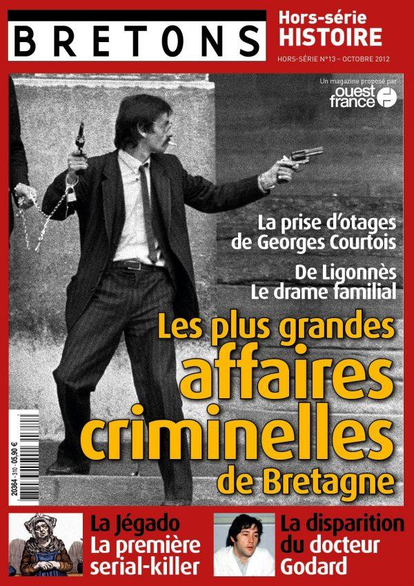 hors-série n° 13 – Les plus grandes affaires criminelles