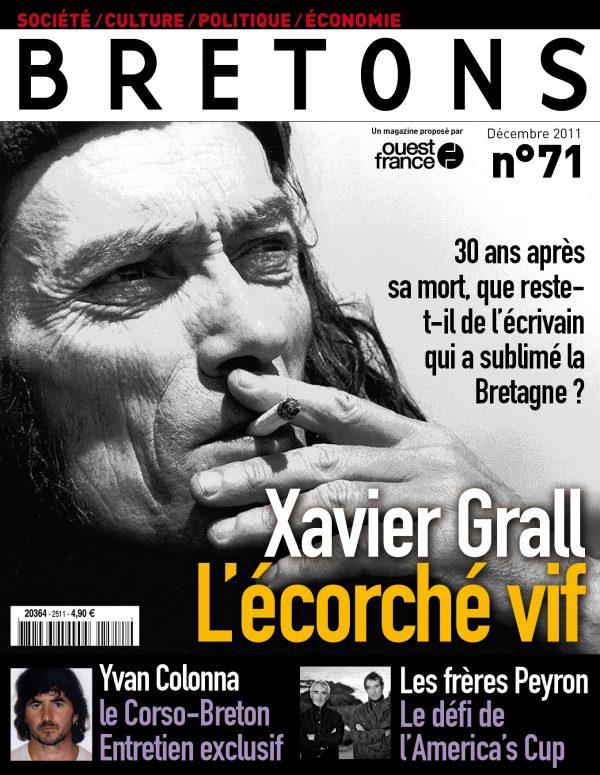 Numéro 71 – décembre 2011