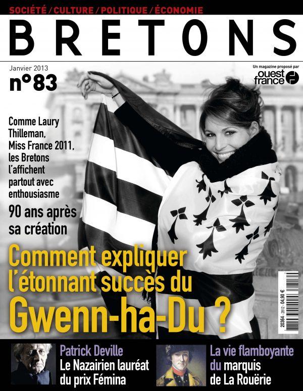 Numéro 83 – janvier 2013