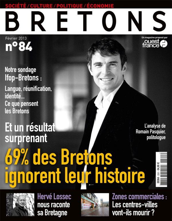 Numéro 84 – février 2013