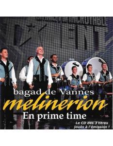 Bagad de Vannes melinerion – En prime Time