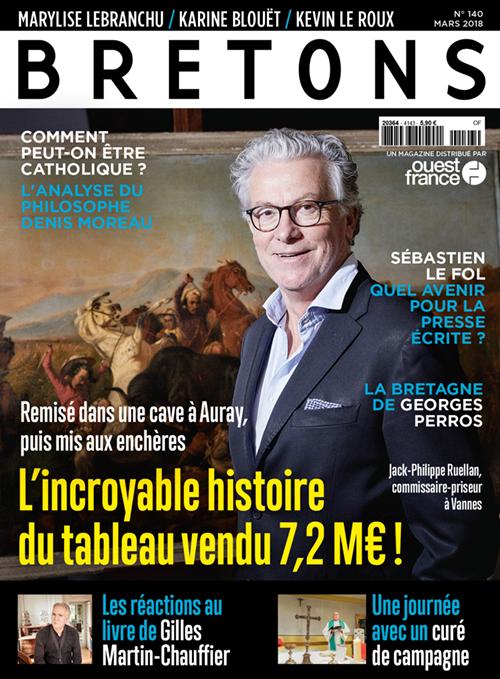Bretons n°140- Mars 2018