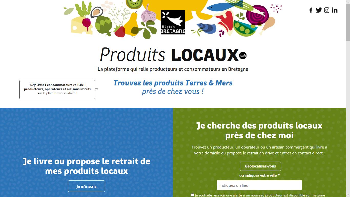 Produits Locaux.bzh