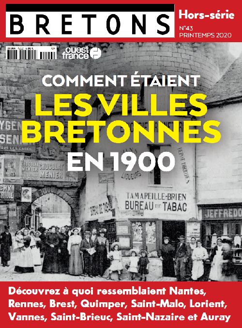 HS43 Les Villes Bretonnes en 1900