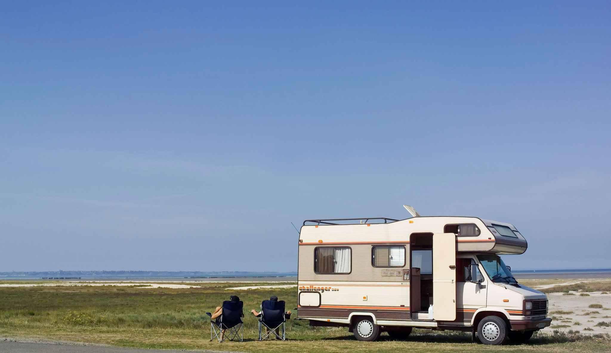 Camping-cars en Bretagne