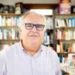 Propriétaire de la célèbre librairie Le Failler de Rennes — Emmanuel Pain - Bretons